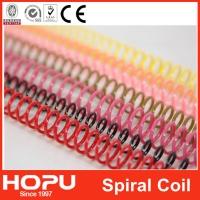 Пластиковые спиральные пружины для Coil биндера