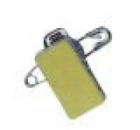 Клипса B-03c, металлическая застежка с прищепкой
