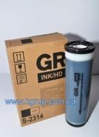 Краска Riso GRHD, GR3770HD  черная Graffitti