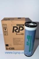 Краска  RPHD, S-4386E, 1000  RP3700  Graffitti