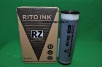 Краска Rz черная(S-4253E) 1000ml, RZ370/RZ200 Rito