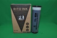 Краска Riso FR/RP, 1000ml  черная RITO