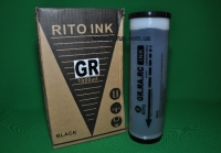 Краска Riso  GR/RC/RA, 1000ml черная Rito