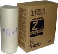 Мастер пленка Riso RZ A4 S-4250 -RIS Оригинал