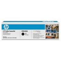 Картридж лазерный HP Color LaserJet CP1215/ CP1210(CB540