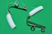 Пластины блокировки чернил комплект передняя,задняя