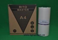 Мастер- пленка Riso RN A4, S-3192 RITO HQ