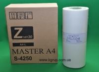 Мастер-пленка  RZ A4 S-4250 Graffitti