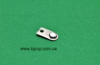 Пластина магнитная клампера, GR/FR в сборе (Angular Magnet Plate