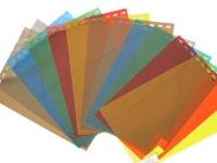 Обложки для биндера пластик Кристал