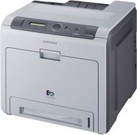 Лазерный принтер Samsung CLP-670ND