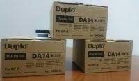 Чернила Duplo DP-А100/А120 (600мл) DA-14