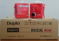 Чернила Duplo красные DP-430Е/460Е/460H/J450/S550/U550/S850/U850