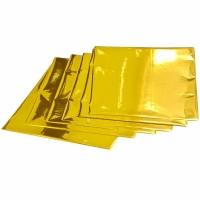Фольга золото А4 уп/100