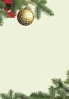 Галерея бумаги, 100 гр, уп/50 Christmas/Choinka