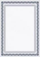 Галерея бумаги, Диплом 170 гр, уп/25 Arkady niebieskie