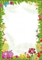 Галерея бумаги, Диплом 170 гр, уп/25 Dzungla