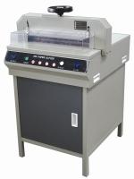 Гильотина электрическая с подставкой WH450D
