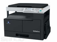 KONICA MINOLTA bizhub 185 (принтер/копир/сканер/крышка/бок.лоток