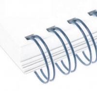 Металлические пружины AGAT форматные  А4 11.1мм уп/100 темно-син