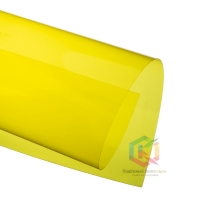 Обложка А4 150мк желтый уп/100шт