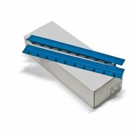 Пластины Press Binder 10мм синий, уп/100