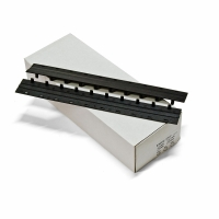 Пластины Press Binder 5мм черный, уп/50