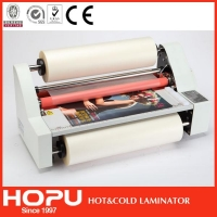 Рулонный ламинатор HOPU HP-V480 (форматА2)