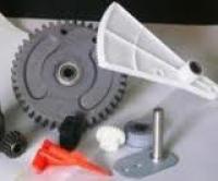 Шестерня пальца отделения бумаги Duplo 43S(Pulley Unit, 43S)