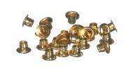 Люверсы 4мм золотые (заклепки) 1000шт
