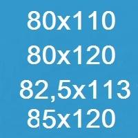 Пленка  80х110; 80х120; 82,5х113; 85х120