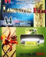Плёнка для ламинирования А4 100мк